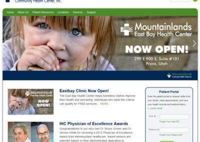 Mountainlands Community Health Center, Inc., 2015