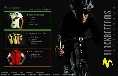 Blackbottoms Cyclewear