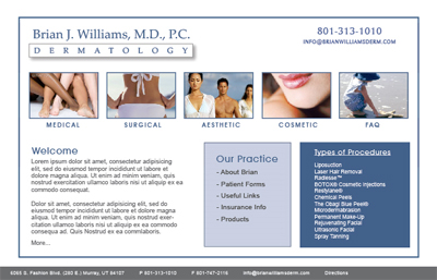 Brian Williams Dermatology