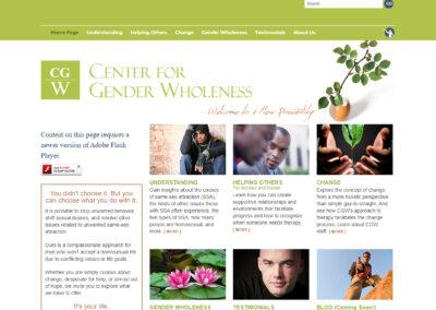 Center for Gender Wholenss