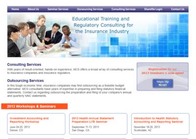 Millennium Consulting Services, LLC, 2013