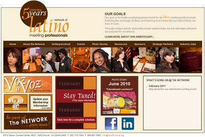 Network of Latino Meeting Professionals
