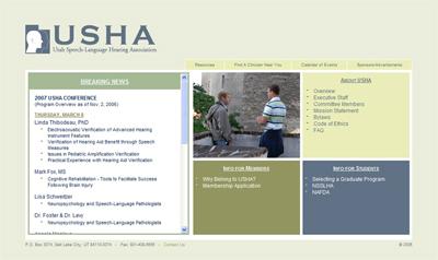Utah Speech-Language Hearing Association